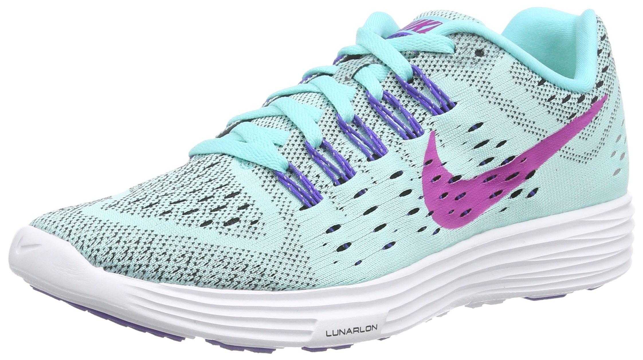 Nike Damen Lunartempo Laufschuhe Türkis (Light AquamarinPersisches ViolettWeißFuchsiablitz 401) 36.5 EU