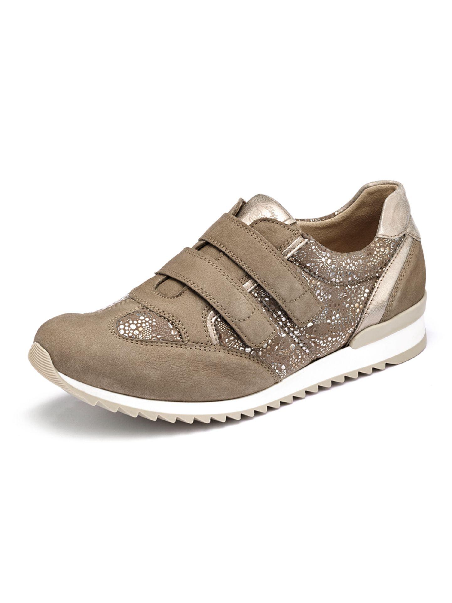 Waldläufer Damen Waldläufer Prophylaxe Sneaker Beige