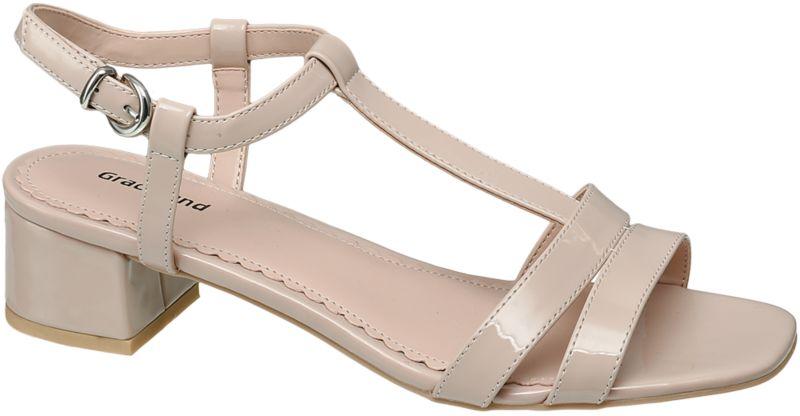 16,90 € Sandale von Graceland in beige DEICHMANN Graceland