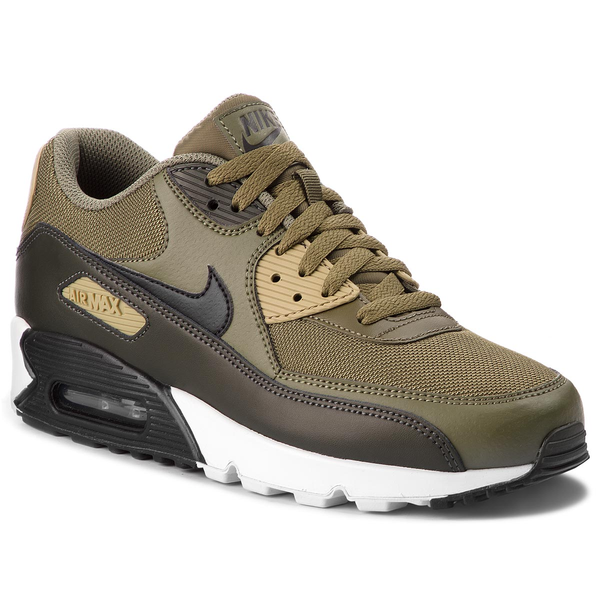Schuhe NIKE Air Max 90 Essential AJ1285 201 Medium OliveBlackSequoia