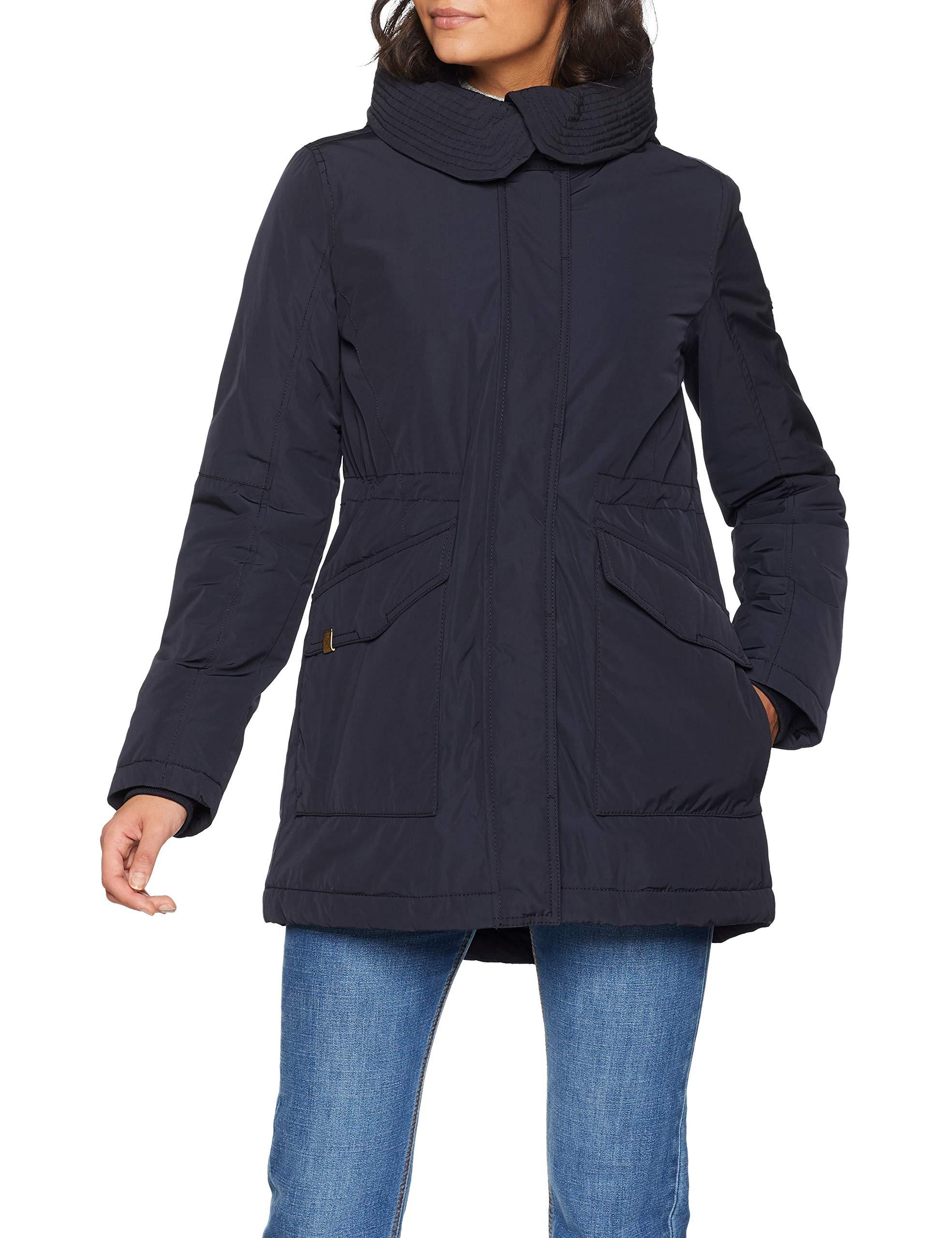 TAIFUN Damen Mantel Outerwear 3 850029 11716 Blau (Marine