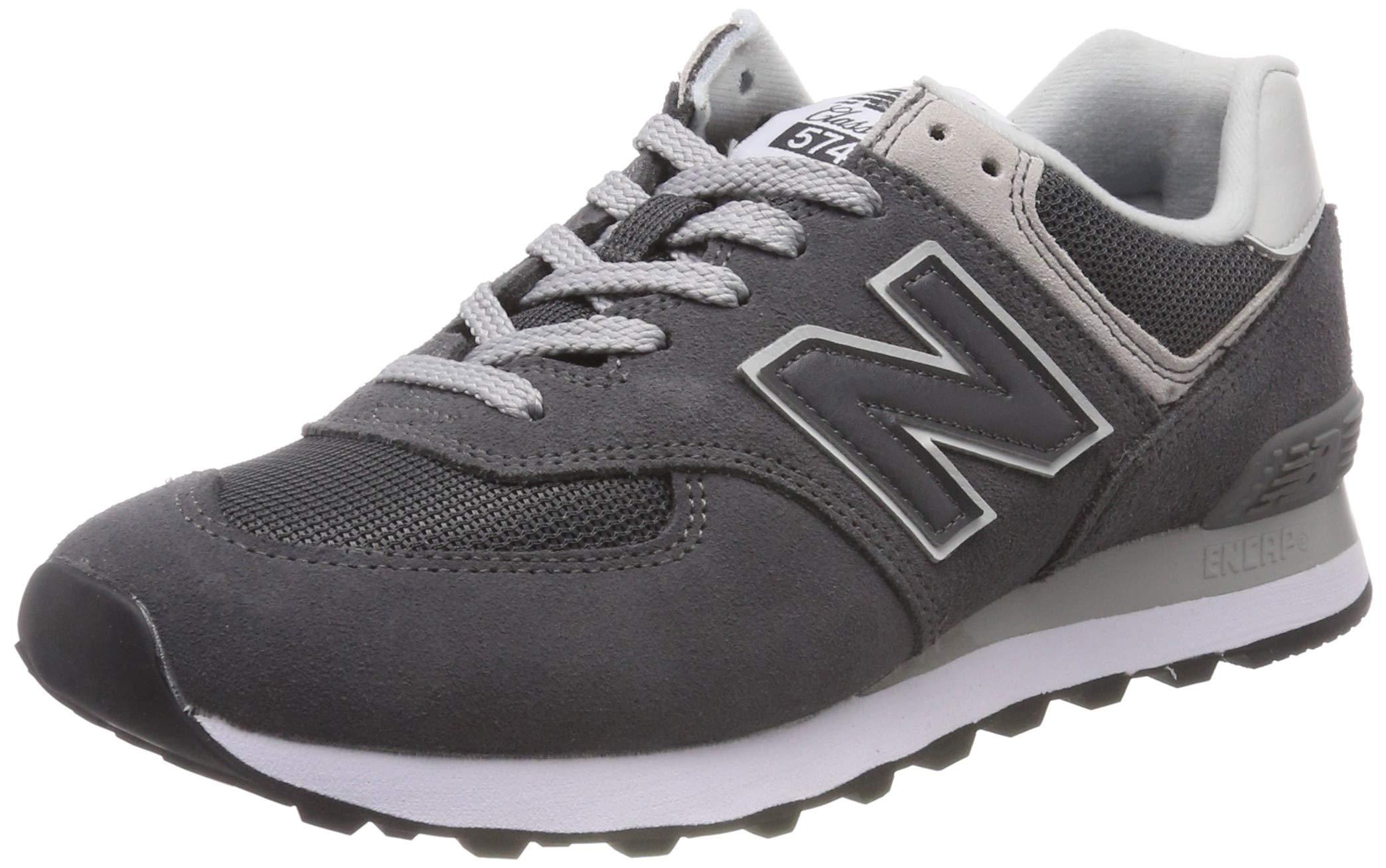 New Balance Herren 574v2 Sneaker, Grau (Magnet Eph), 42 EU