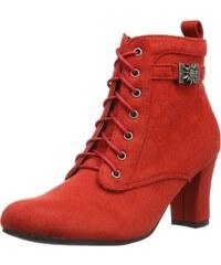 Amazon Marke: find. Damen Stiefel in 60er Jahre Wildleder Optik mit Reißverschluss