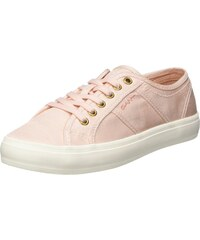 Geox Damen D Jaysen B Sneaker, Beige (Cream C5002), 38 EU