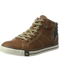 MUSTANG Herren 4125 402 307 Slip On Sneaker, Braun (Cognac