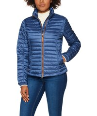 camel active Womenswear Damen Jacke 320082, Blau (Navy 42