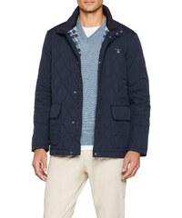 GANT Herren D1. The Shield Jacket Jacke, Blau (Marine 410
