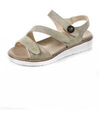 Einem Sandalen Damen60 Ort Für An Sandaletten Teile Und Grüne 4jA5RL