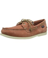 find. Leather Boat Chukka Boots, Beige Sand), 41 EU