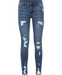 gemütlich frisch große sorten farblich passend bpc bonprix collection Cargo-Stretch-Jeans in Caprilänge in ...