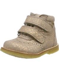 Bisgaard Mädchen Ebba Chelsea Boots, Beige (Beige Flowers