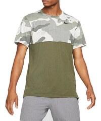 Herren Nike Grau Bekleidung: Nike Camo Aop T Shirts