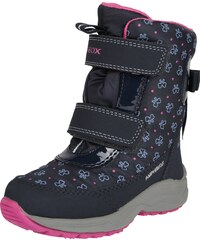 Geox KALISPERA Schuhe Kinderschuhe Mädchen in dunkel grau J844GC 022BC C9002