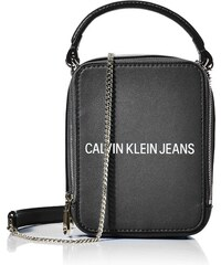 Calvin Klein Crossbody Bag mit Logo Applikation