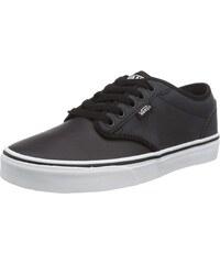 Vans Herren Atwood Canvas Sneaker Sneakers, Schwarz ((Oz C