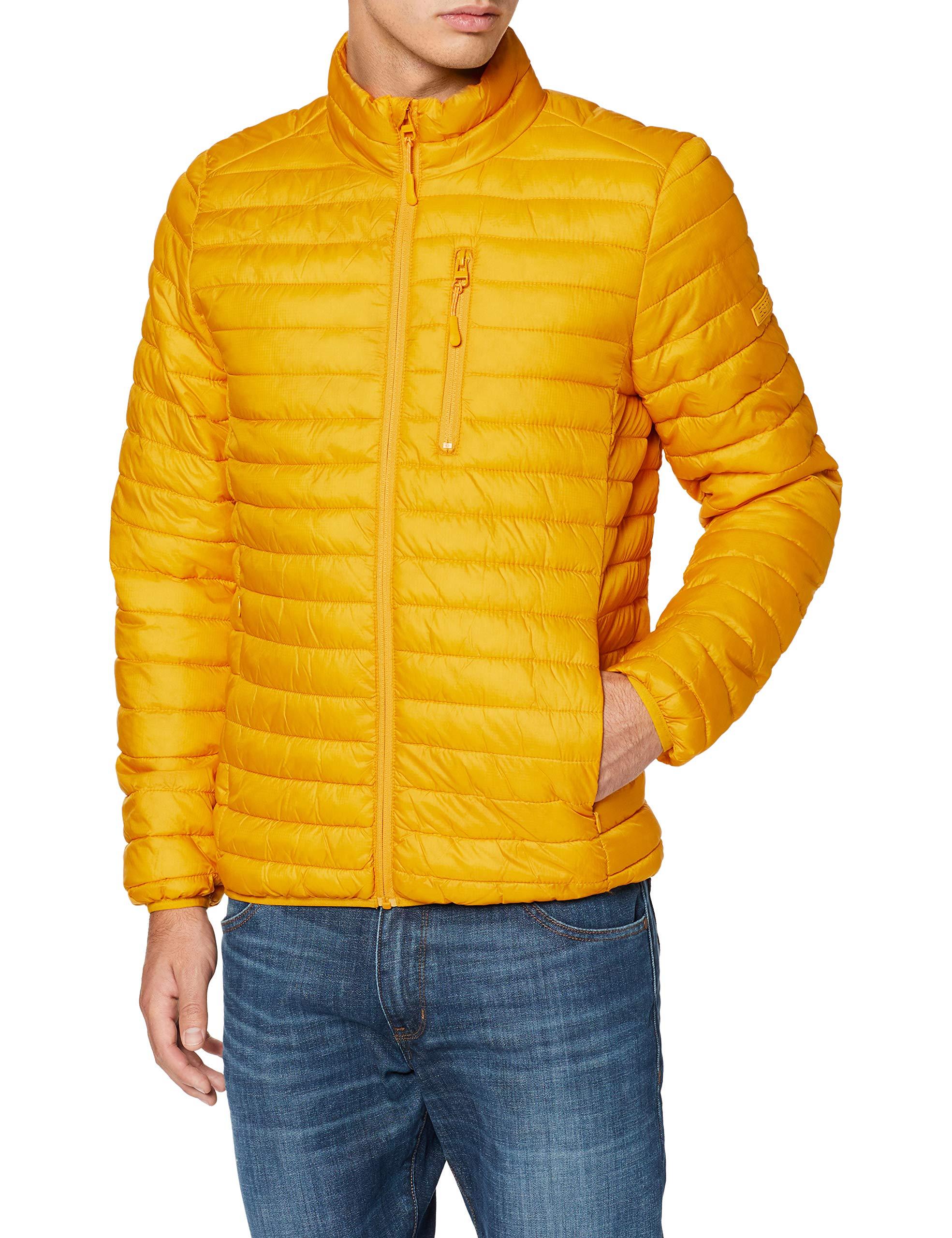 JackeGelbdusty 765SmallherstellergrößeS 079ee2g003 Esprit Yellow Herren wX0nOkP8