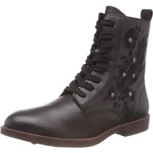 Tamaris Damen 25114 21 Combat Boots, Schwarz (Black 1), 41