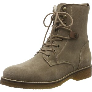 Tamaris Damen 1 1 25249 23 Combat Boots, Braun (Taupe 341