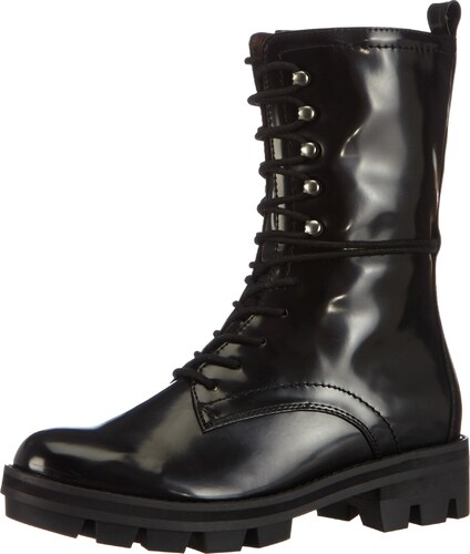 Tamaris Damen 25280 Combat Boots, Schwarz (Black 001), 42 EU