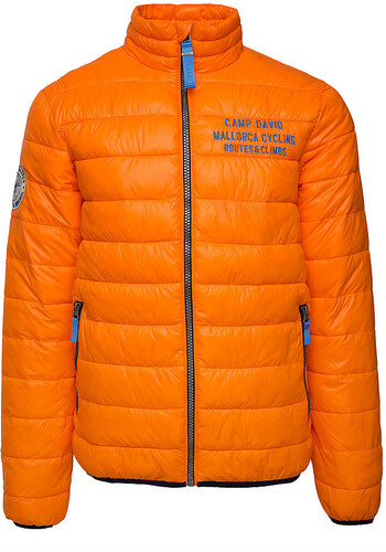 Luxus-Ästhetik Brauch Einzelhandelspreise CAMP DAVID Steppjacke CAMP DAVID orange L,M,S,XL,XXL,XXXL ...