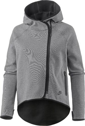 Nsw Nike In Fleece Tech Strickfleece Grau Cape Damen uKl1c5TJF3