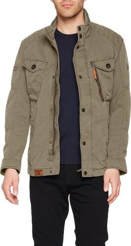 new style best deals on new authentic camel active Herren 430110 7X07 Jacke, Grün (Mint 30), 56 ...