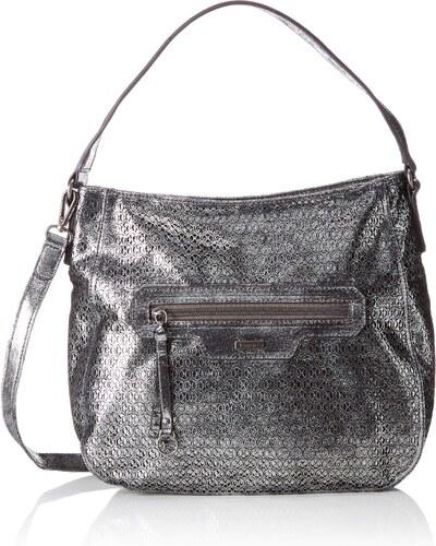 Tamaris Damen Nadya Hobo Bag S Schultertasche, Grün (Mint