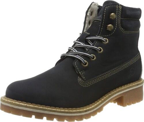 Tamaris Damen 1 1 25242 23 Combat Boots, Blau (Navy 805), 38