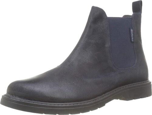 Naturino Jungen Piccadilly Chelsea Boots, Blau (Bleu 0c01