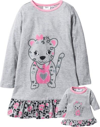 on sale b84f8 66d64 bpc bonprix collection Nachthemd + Puppennachthemd (2-tlg ...