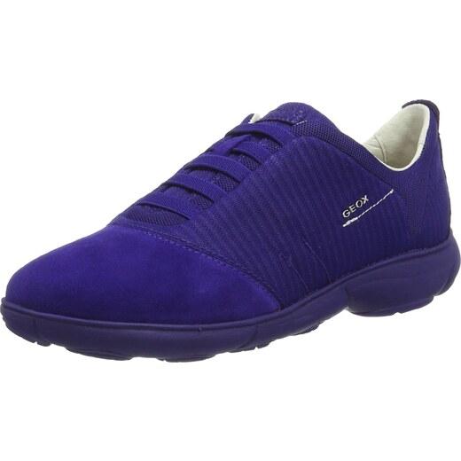 GDamen Top Low D Violetc801938 Nebula Geox SneakersBlaudk vnO0ymN8w