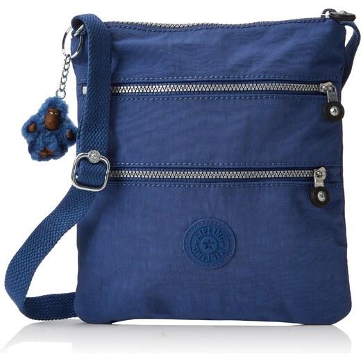 Kipling Damen NEW RIZZI Umhängetasche, Blau (Jazzy Blue