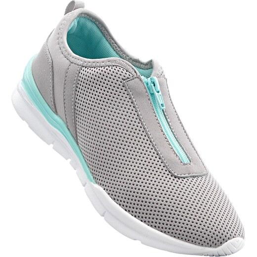 bpc bonprix collection Sneaker mit youfoam in grau für Damen