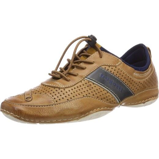 Bugatti Herren 321477611000 Sneaker, Braun (Cognac), 41 EU