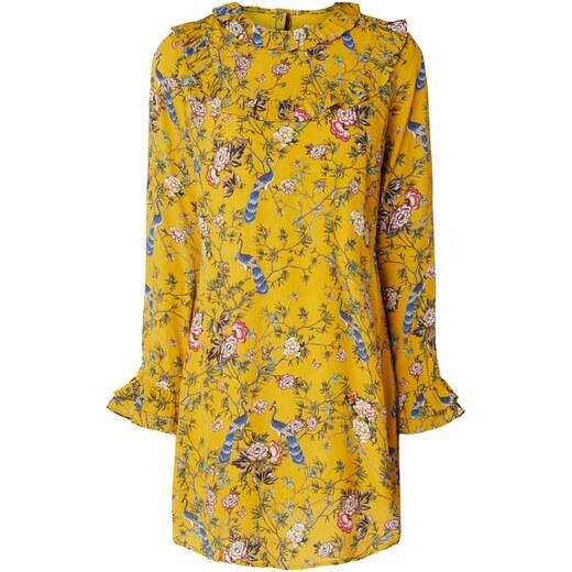 Orientalischem Royal Kleid Richamp; Mit Muster oeWrCxdB