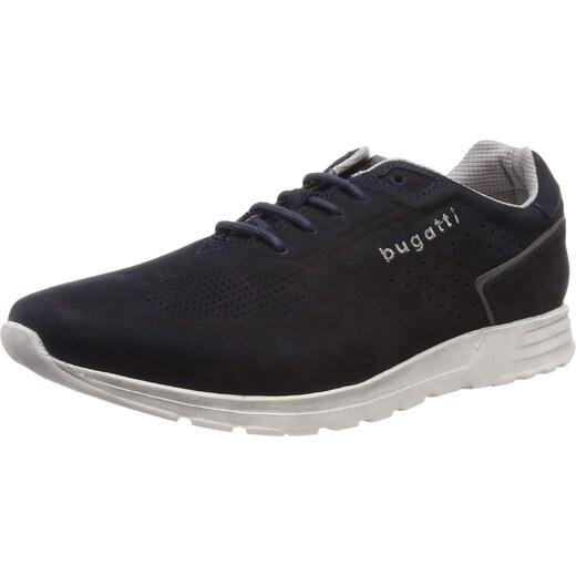 Bugatti Herren 321702021500 Sneaker, Blau, 45 EU