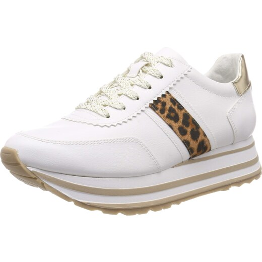 Tamaris Damen 1 1 23797 32 Sneaker, Weiß (WhiteLeo.Comb 165
