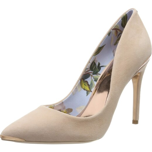 Ted Baker Damen Kawaa Pumps, Pink (Winter Rose Pnk), 40 EU
