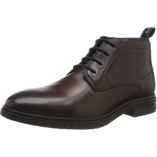 s.Oliver Herren 5 5 15100 23 Klassische Stiefel, Braun (Dark Brown 302), 46 EU
