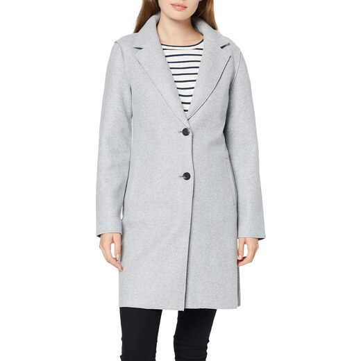 ONLY Damen Onltomine Long Coat OTW Mantel