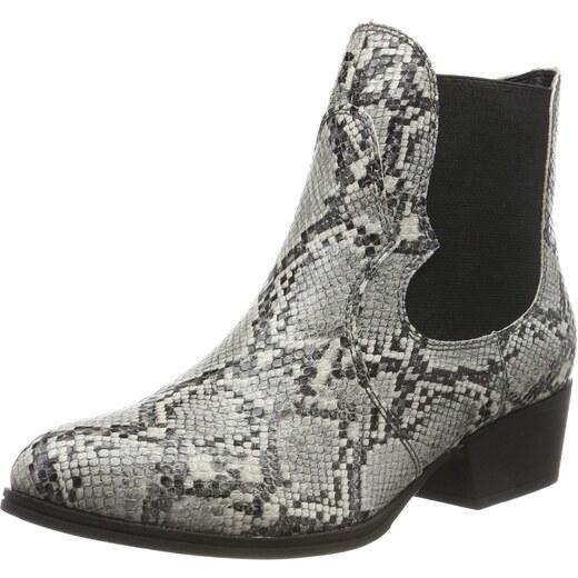 Tamaris Damen 1 1 25974 33 220 Chelsea Boots, Grau (Grey