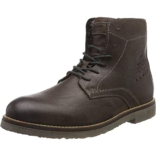 bugatti Herren 321816503200 Klassische Stiefel, Grau, 45 EU